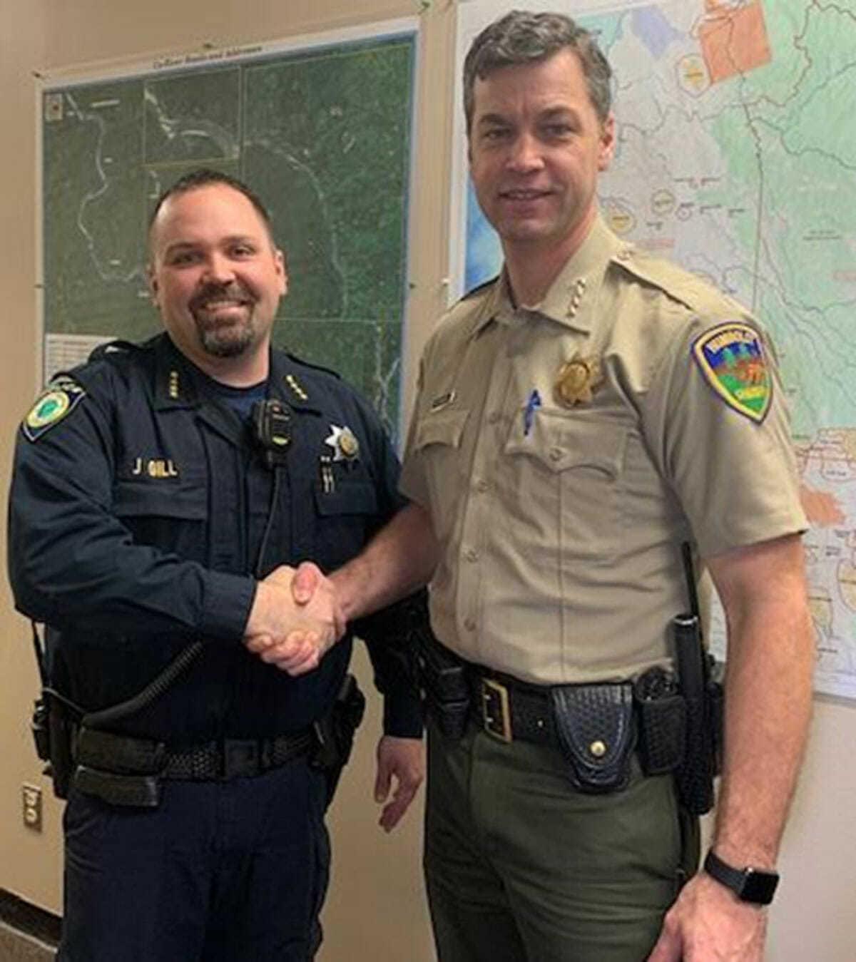 BLR Tribal Police Cross Deputization